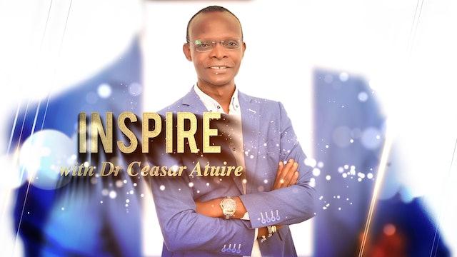 Dr. Caesar Atuire   Inspire