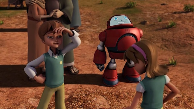 Noah and the Ark | Superbook