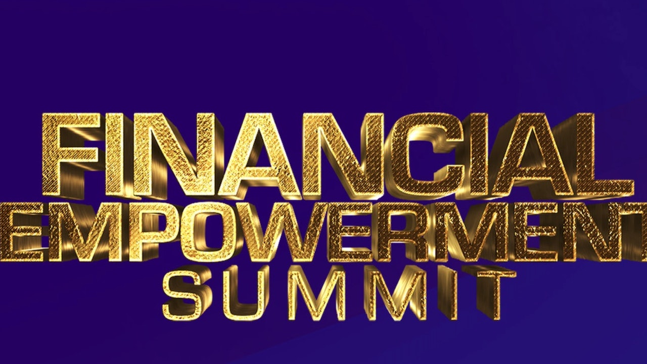 The Financial Empowerment Summit 2018 with Bishop Don Meares