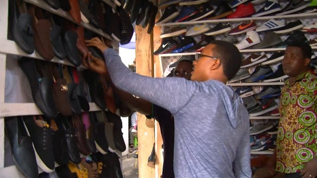 Go Ghana! The Accra Shopping Scene