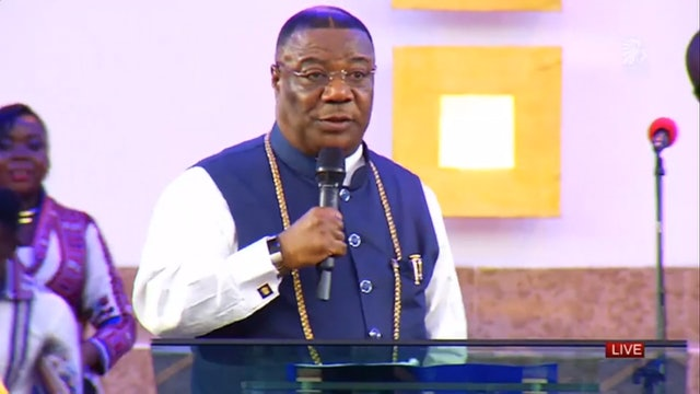 It's Working for Your Good | Archbishop Nicholas Duncan-Williams