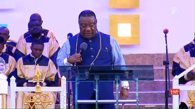 Supernatural Provision | Archbishop N...