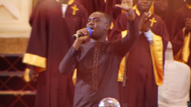 Joe Mettle Live at Action Chapel International - Part 1