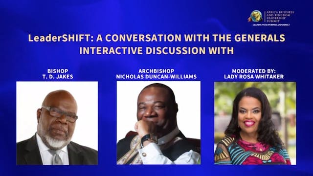 (2017) A Conversation with the Genera...