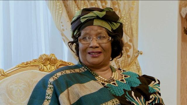 Her Excellency, Joyce Banda | Inspire