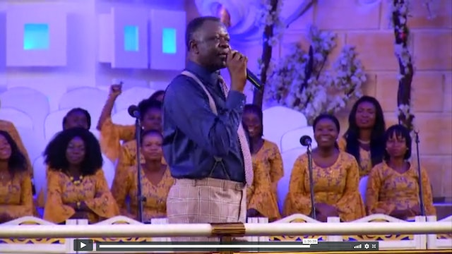 It is time for you to Lead | Rev Eastwood Anaba