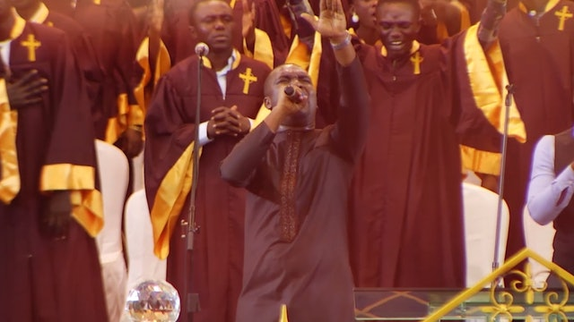 Joe Mettle Live at Action Chapel International - Part 2