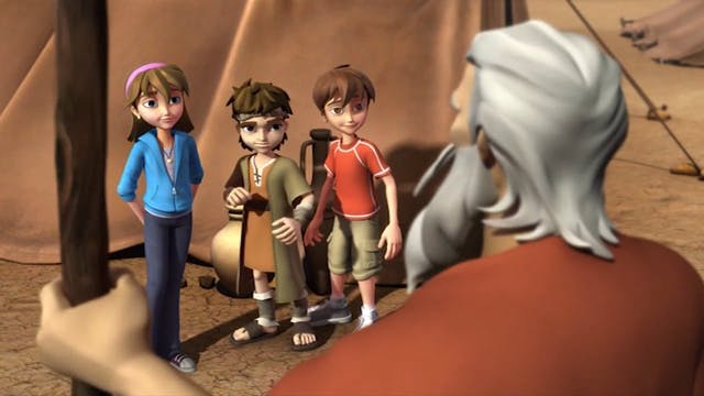 The Ten Commandments | Superbook