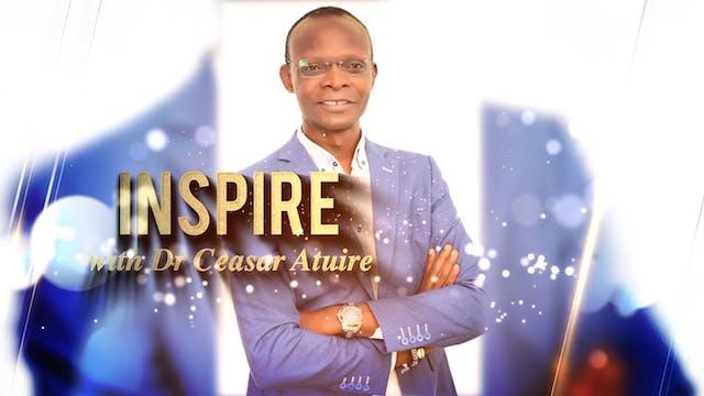INSPIRE-Dr. Ceasar Atuire