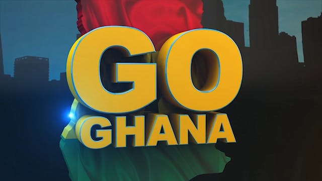 Go Ghana! Coconut Grove