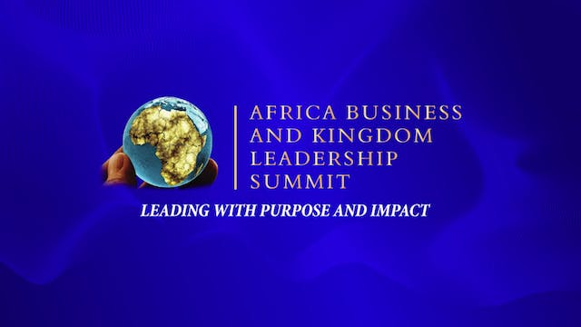 Africa Kingdom and Business Leadershi...