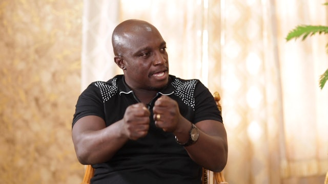 He Was Addicted To Cocaine - Timothy Bentum - Ghanaian Actor and Preacher