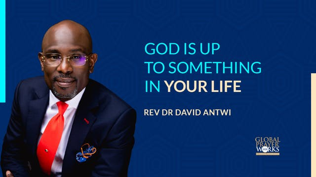 God Is Up To Something In your Life -...