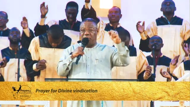 Prayer for Divine Vindication | Praye...