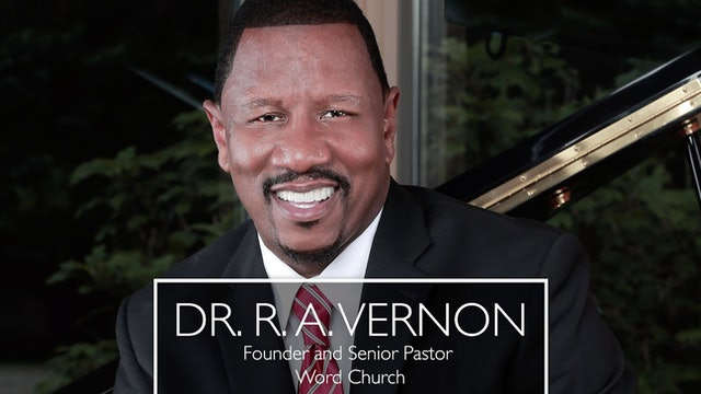 INSPIRE - *Special Edition with Dr. R. A. Vernon