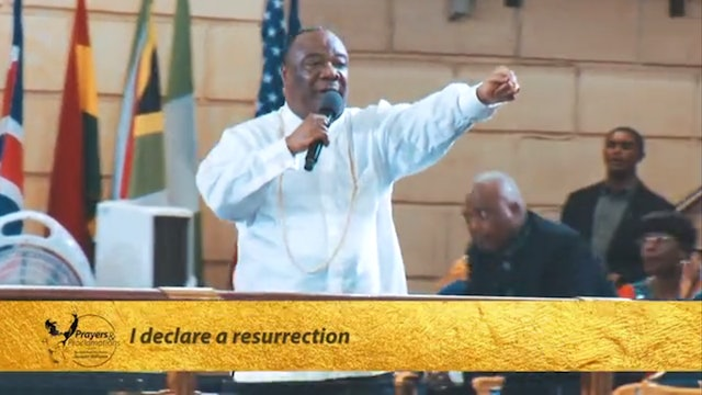 I Declare a Resurrection | Prayers & Proclamations
