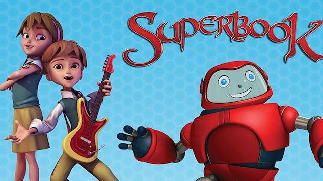 Superbook | Trailer