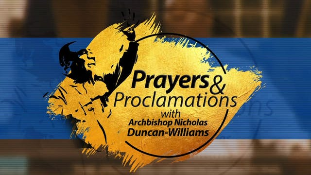 The Spirit of the Living God | Prayer...