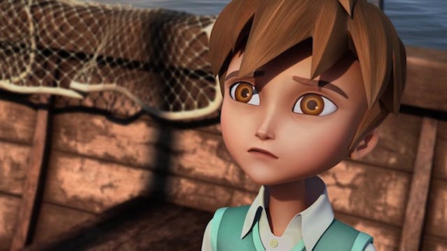 Peter's Denial | Superbook
