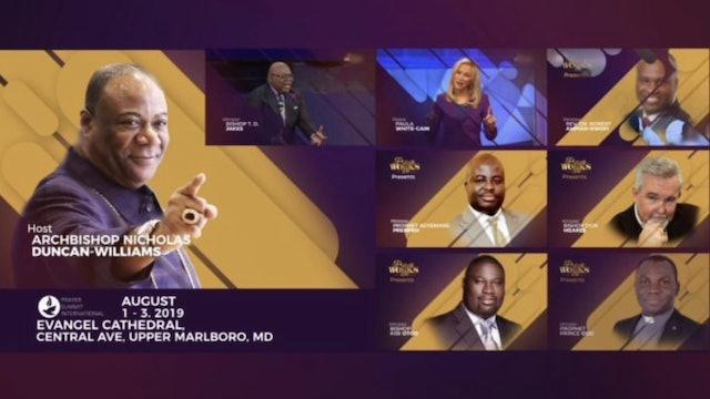 PrayerWorks 2019 Summit Day 2