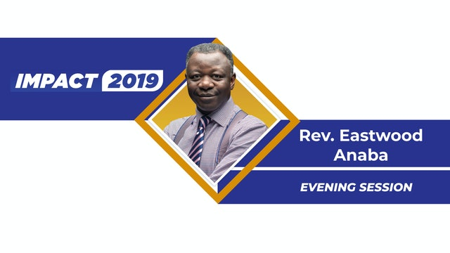 IMPACT 2019 DAY 5 | EVENING SERVICE | 28TH NOVEMBER 2019