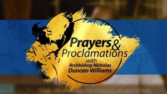 I Declare a Resurrection | Prayers & ...