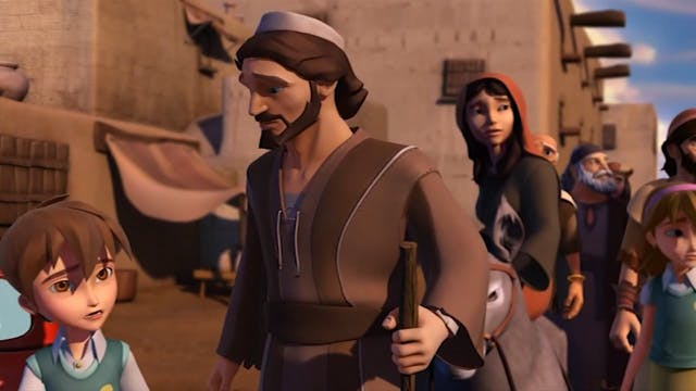 The First Christmas | Superbook