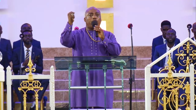 Keep Hope Alive - Part 2 | Bishop Obodai