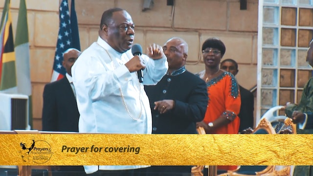 Prayer for Covering | Prayers & Proclamations