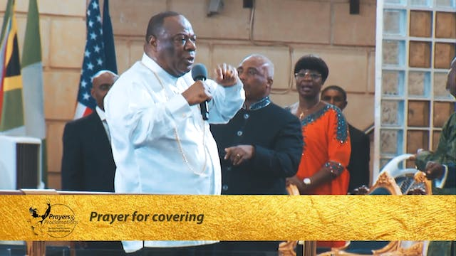 Prayer for Covering | Prayers & Procl...