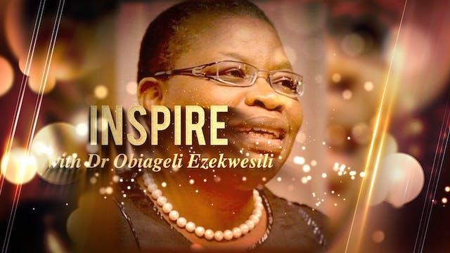 INSPIRE - Dr. Oby Ezekweli
