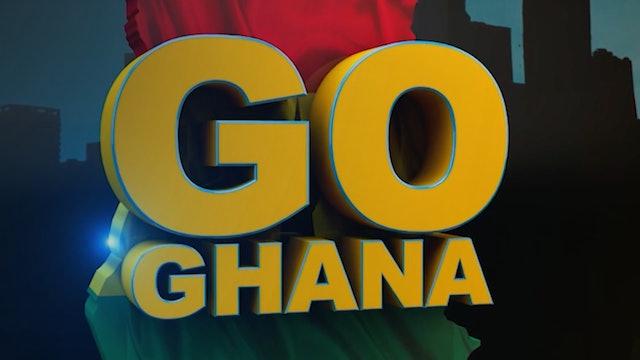 Go Ghana!