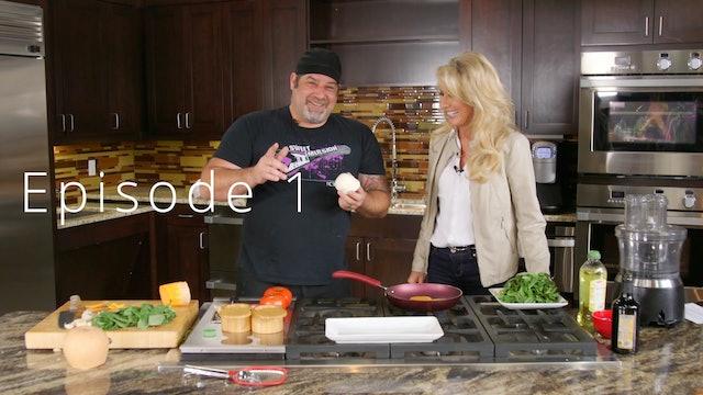 Chef Chris Raines & Linda Ragsdale