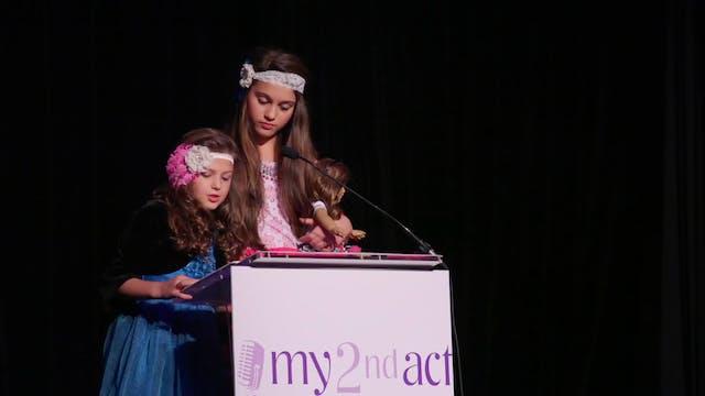 Ariana and Naveya Crefeld