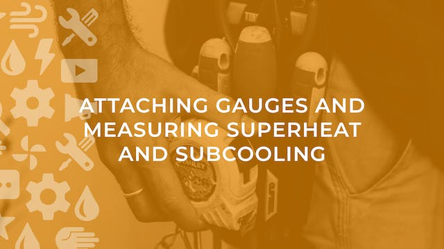 Attaching Gauges and Measuring Superh...