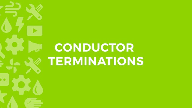 Conductor Terminations