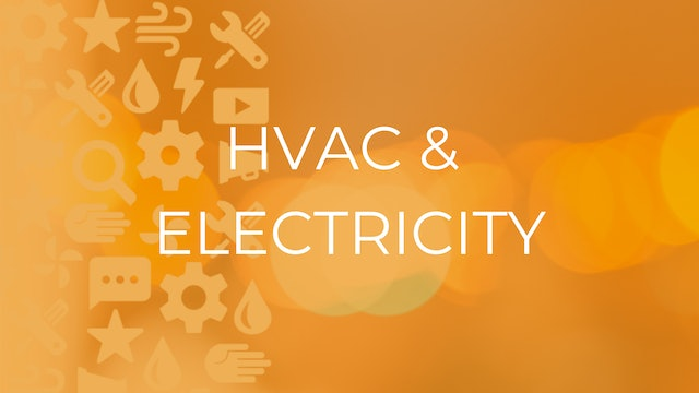 HVAC and Electricity