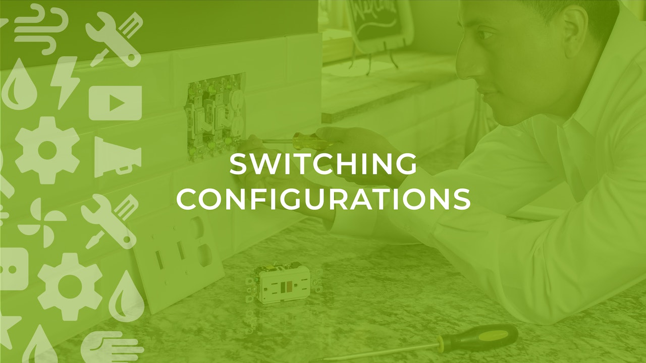 Switching Configurations