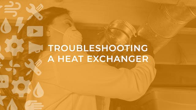 Troubleshooting a Heat Exchanger