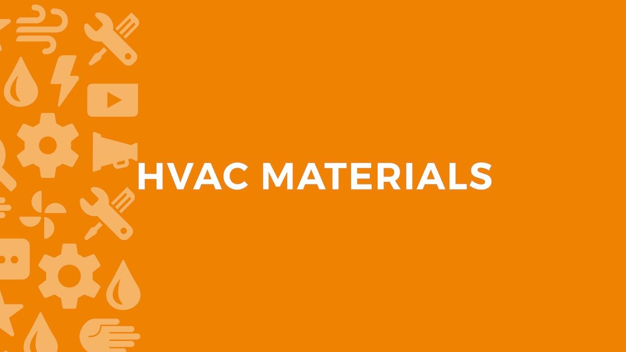 HVAC Materials