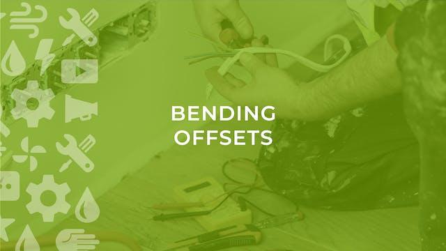 Bending Offsets