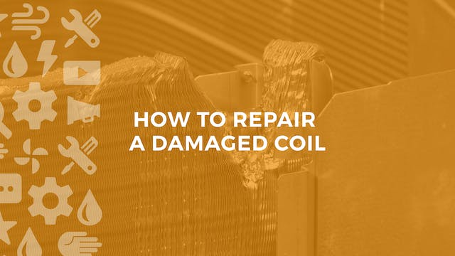 How to Repair a Damaged Coil