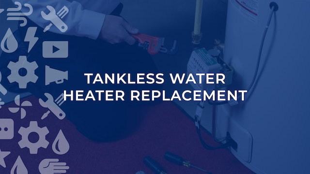 Tankless Water Heater Replacement