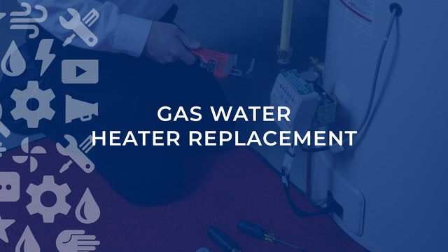 Gas Water Heater Replacement
