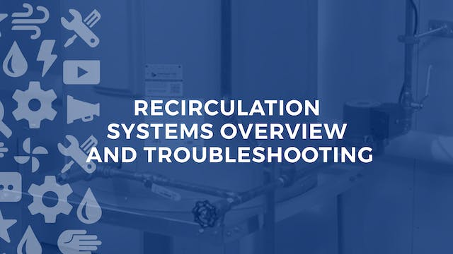 Recirculation Systems Overview and Tr...