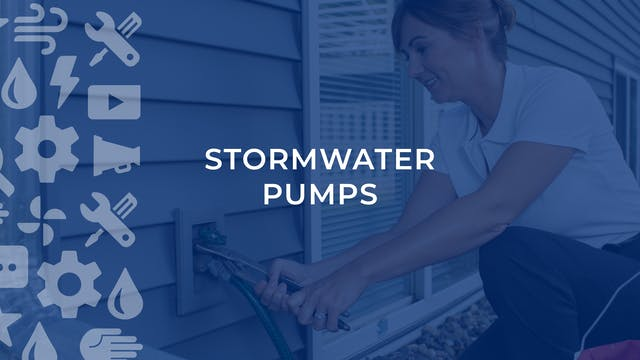Storm Water Pumps