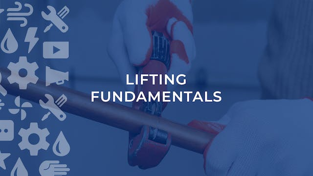 Lifting Fundamentals