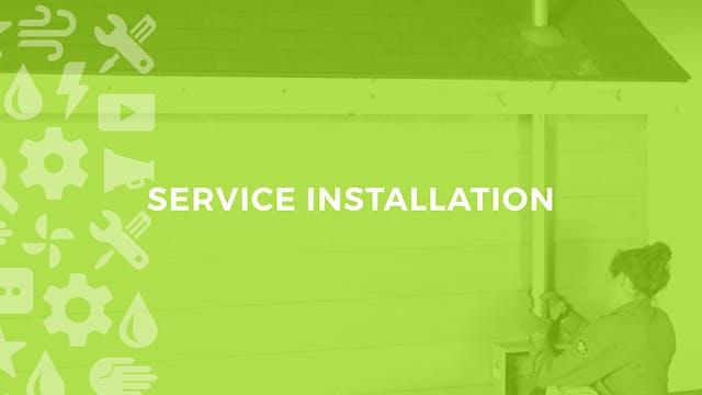 Service Installation