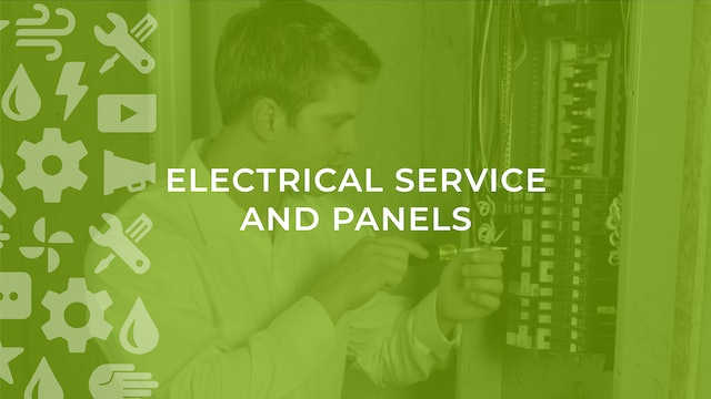 Electrical Service and Panels