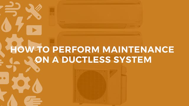 How to Perform Maintenance on a Ductl...